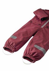 Reima - SEVETTI - Snowsuit - jam red - 3