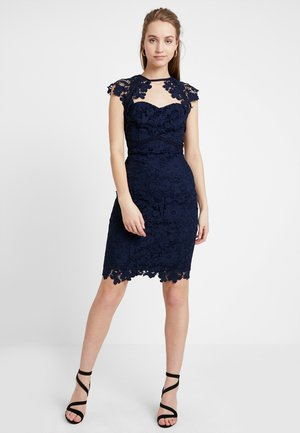MAZZIE - Cocktailjurk - navy
