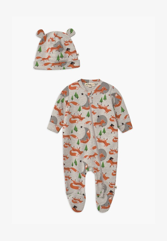 CYPRESS SET UNISEX - Baby gifts - grey/brown