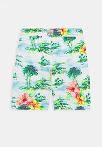 GAP - BOY FLOWER - Swimming shorts - new off white - 1