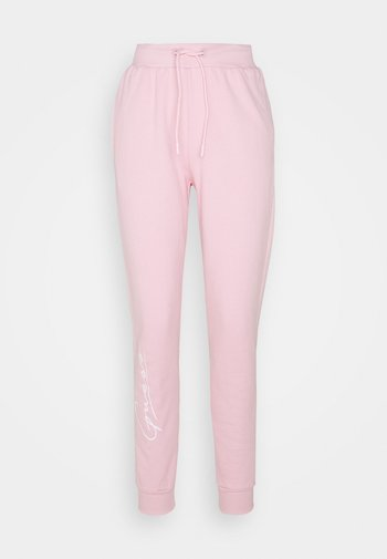 ALEXANDRA LONG PANT - Tracksuit bottoms - taffy light pink