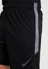Nike Performance - DRY SHORT  - Träningsshorts - black/wolf grey/anthracite - 4