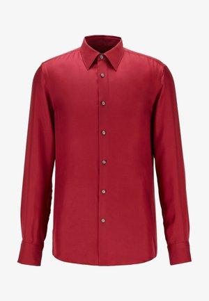 IROS - Zakelijk overhemd - dark red