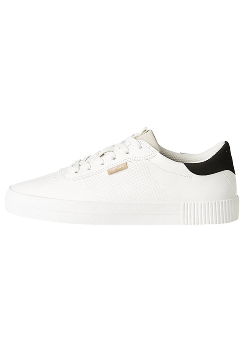 Bershka - Sneakers - white