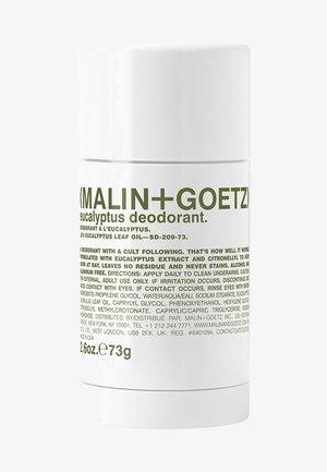 DEODORANT EUCALYPTUS DEODORANT - Deodorant - -