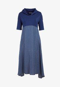 HELMIDGE - Day dress - schmalband blau - 5