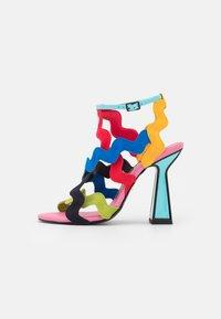 Kat Maconie - JIHAN - Sandals - flamingo/lemonade - 1