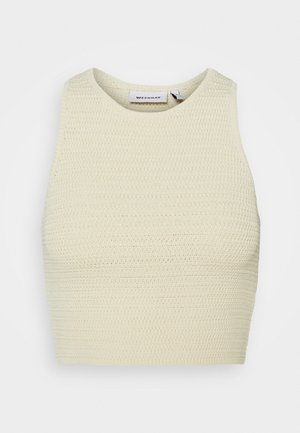 BAY COCHET TANK - Top - white light exclusive