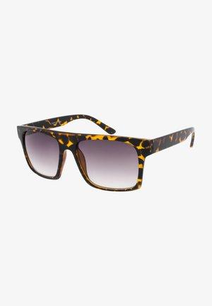 KUSH - Sluneční brýle - tortoise