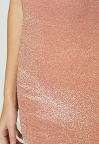 Third Form - STAR DUST SCOOPED TANK DRESS - Cocktail dress / Party dress - blush - 5