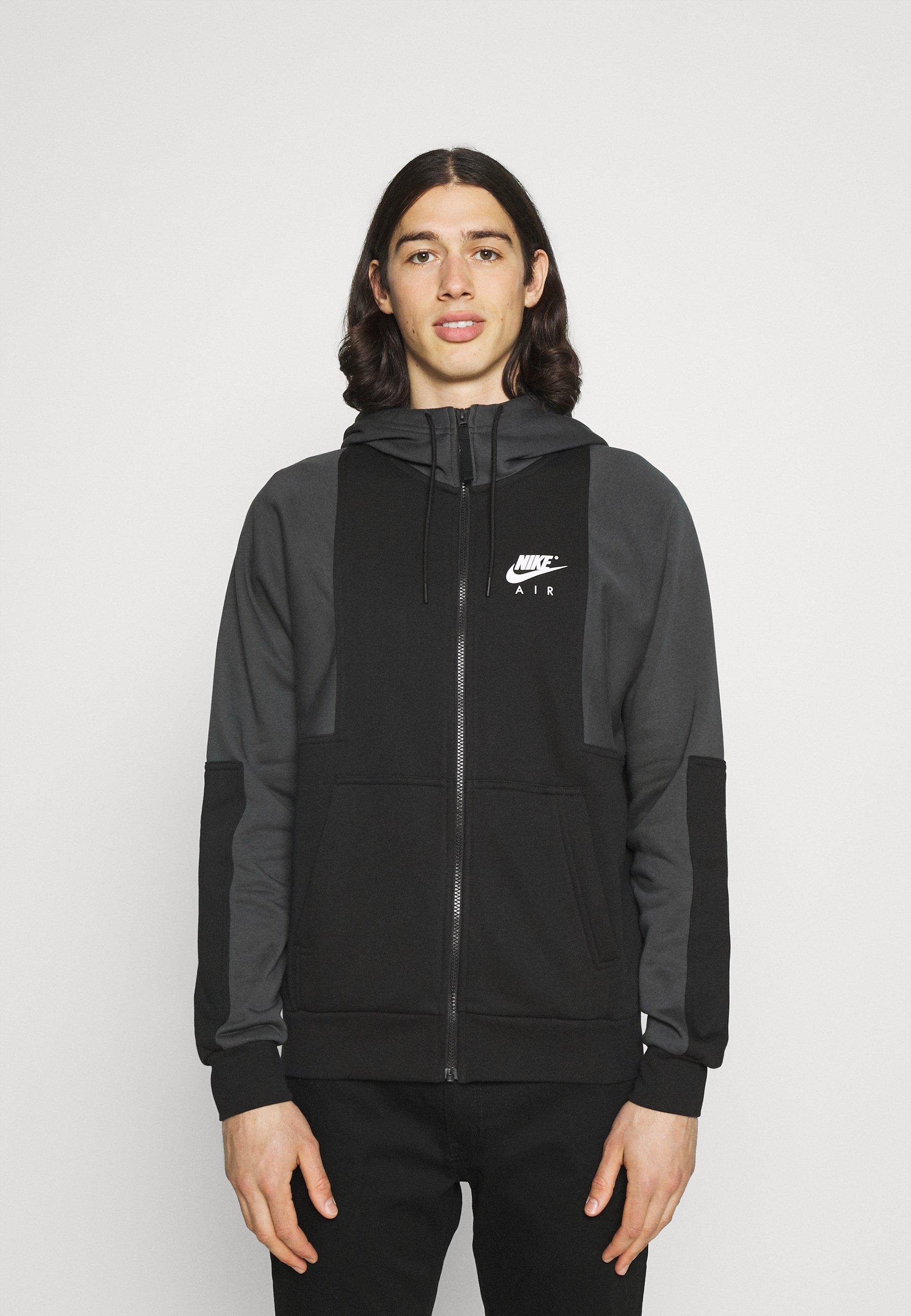 Men AIR HOODIE - Zip-up sweatshirt