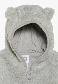 GAP - SHERPA BABY - Jumpsuit - light heather grey - 2