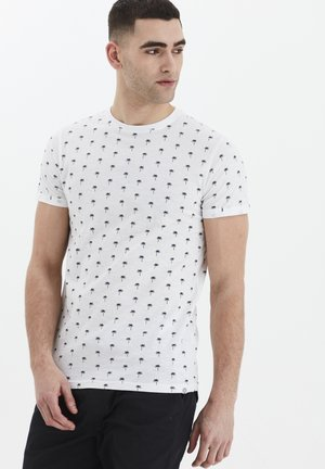 JARVIS - Print T-shirt - white