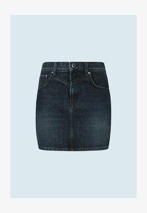 RACHEL  - Áčková sukně - denim