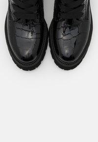 Kennel + Schmenger - POWER - Platform ankle boots - schwarz - 5