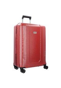 Hardware - Wheeled suitcase - red - 3