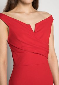 WAL G. - Maxi dress - red - 4