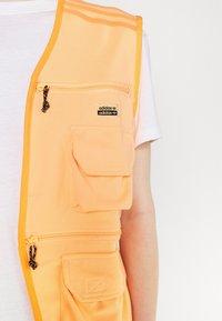 adidas Originals - Waistcoat - acid orange - 7