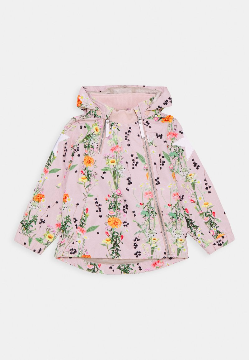 Molo - HOPLA - Regenjacke / wasserabweisende Jacke - rose