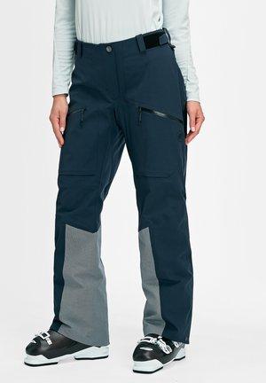 LA LISTE - Snow pants - marine