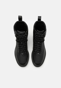 HUGO - DISTRICT - Lace-up ankle boots - black - 3