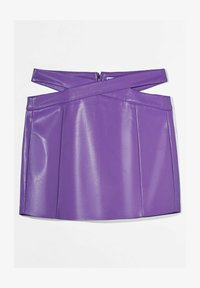 Bershka - Mini skirt - mauve - 5