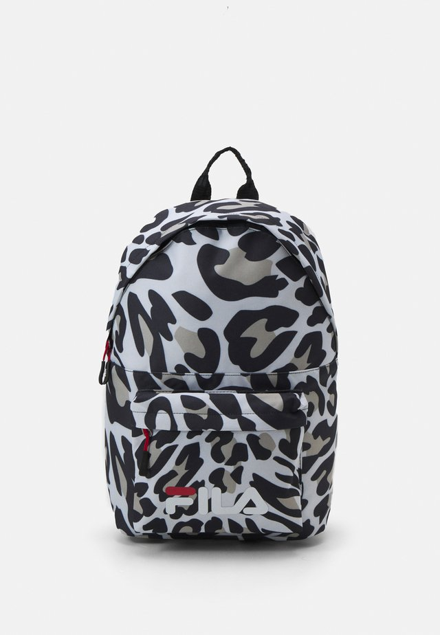 NEW BACKPACK S'COOL TWO LEO UNISEX - Batoh - white