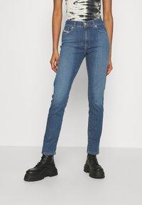 Diesel - ROISIN - Slim fit jeans - light blue - 0
