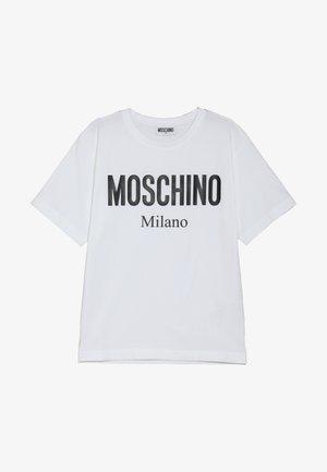 MAXI  - T-Shirt print - white