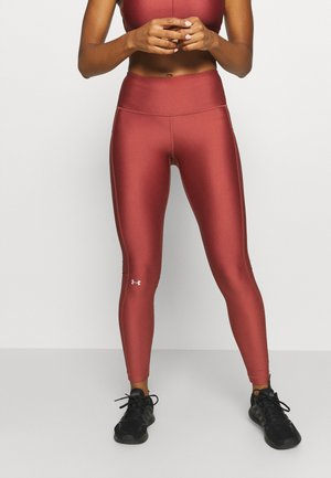 HI RISE LEGGING - Tights - cinna red