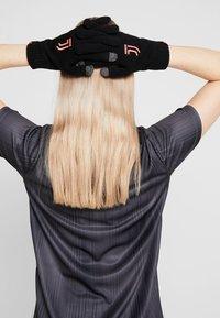 adidas Performance - JUVENTUS TURIN GLOVES - Gloves - black - 1