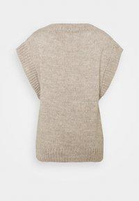 Lovechild - VEA WAISTCOAT - Basic T-shirt - tofu - 1