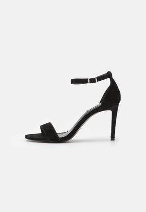 JADELLE - High heeled sandals - black