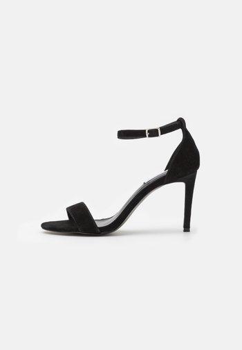 JADELLE - High heeled sandals - black