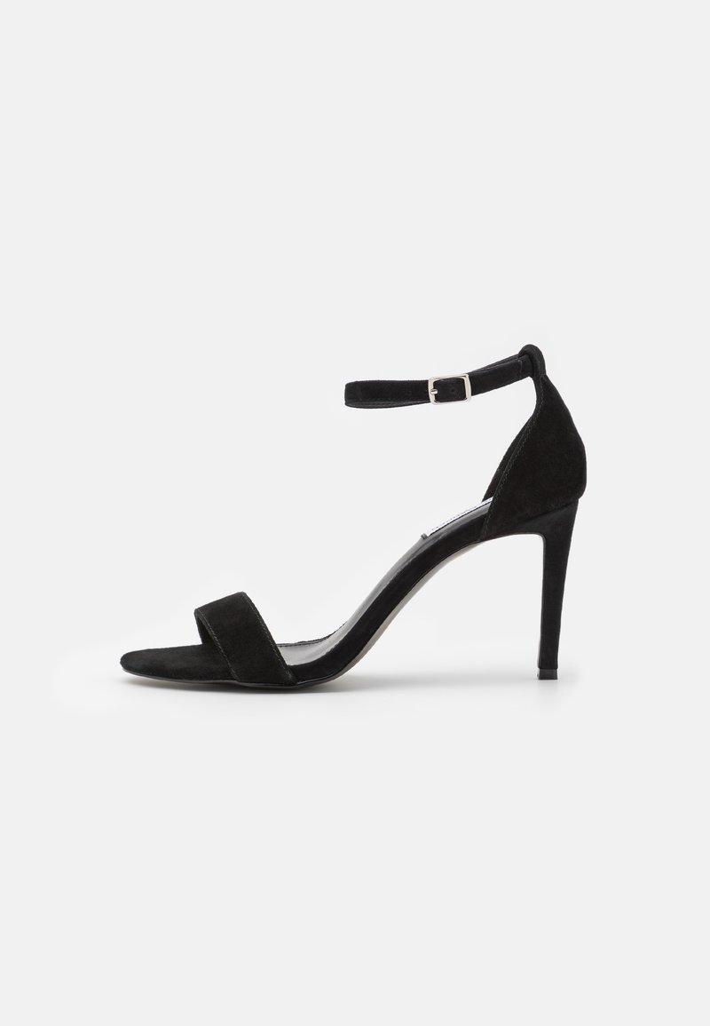 Steve Madden - JADELLE - Højhælede sandaletter / Højhælede sandaler - black