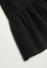 Mango - FLORIA - A-line skirt - zwart - 1