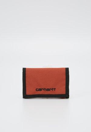 PAYTON WALLET - Wallet - cinnamon/black