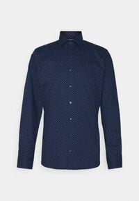 OLYMP Level Five - Formal shirt - marine - 0