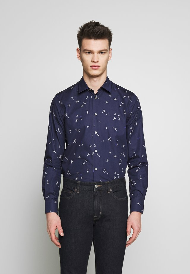 GENTS - Shirt - dark blue