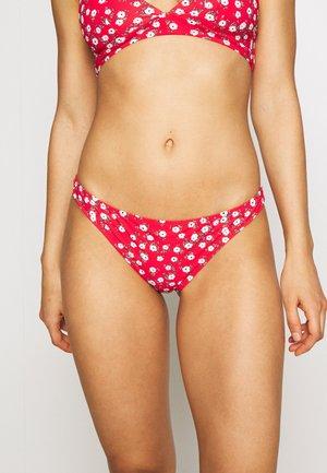 LOVE - Bikini bottoms - rouge