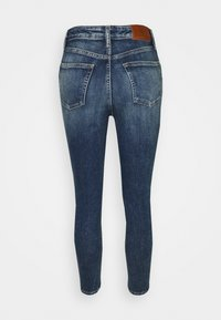 Lauren Ralph Lauren Petite - HIGH RISE ANKLE 5-POCKET - Jeans Tapered Fit - legacy wash - 1
