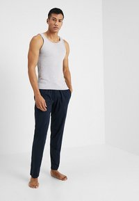 Schiesser - BASIC - Pyjama bottoms - dark blue - 1