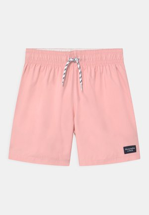 Swimming shorts - pink solid