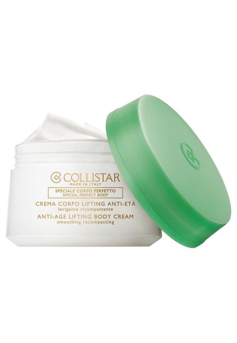 Collistar - ANTI-AGE LIFTING BODY CREAM - Moisturiser - -
