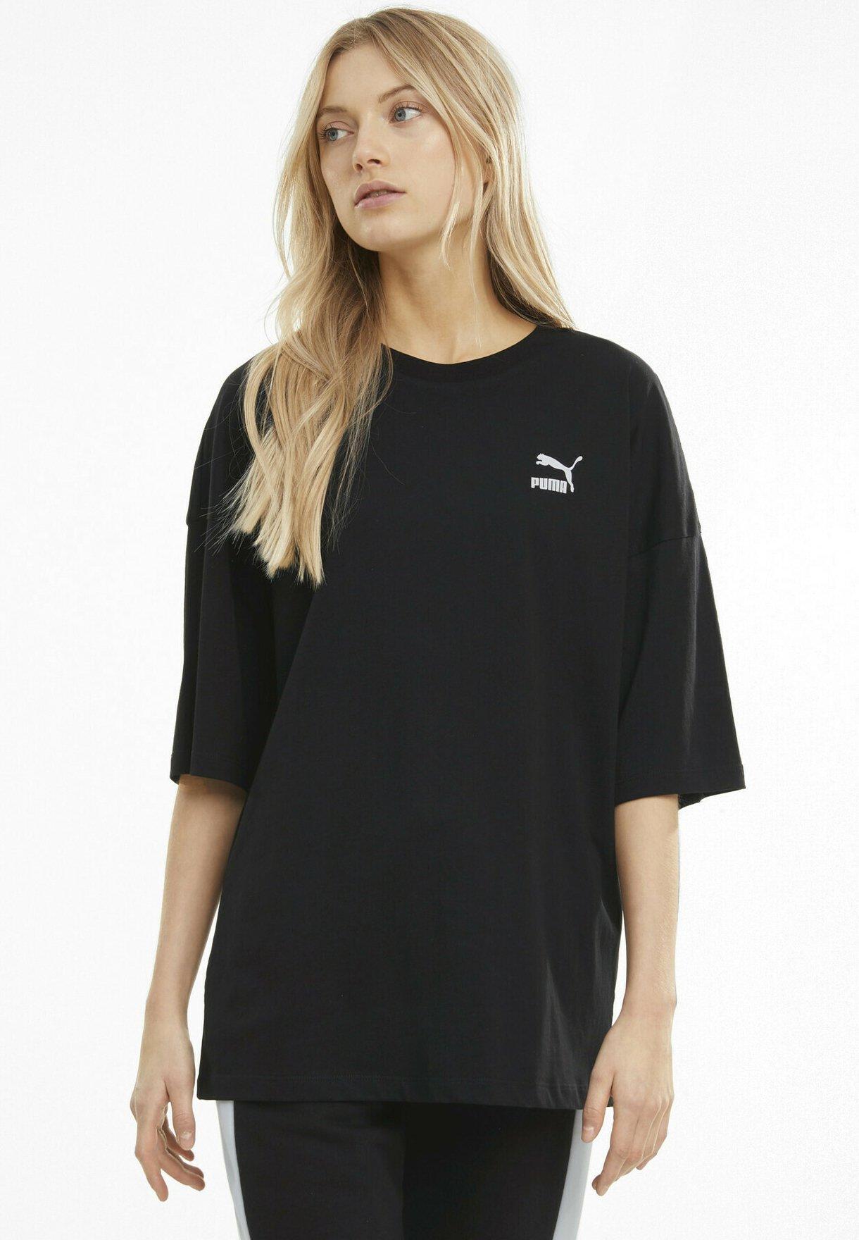 Donna TEE KVINNA - T-shirt basic