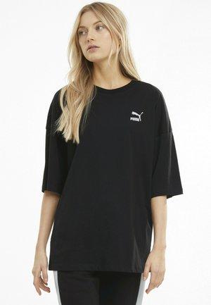 TEE KVINNA - T-shirt basic - puma black