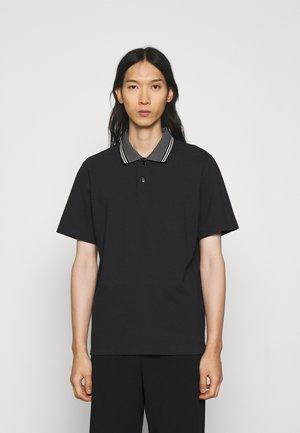 FOWLER RELAY - Poloshirt - black