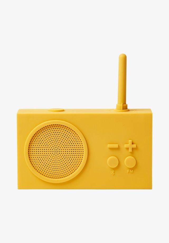 Radio - gelb