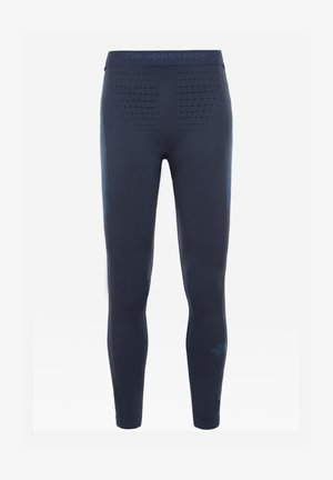 M SPORT TIGHTS - Leggings - urban navy/tnf blue