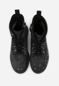 Richter - PRISMA - Lace-up ankle boots - steel - 3